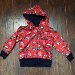 3💵$15 Disney Cars Sweatshirt